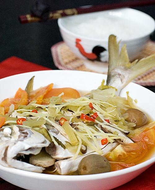 Best teochew steamed fish in singapore
