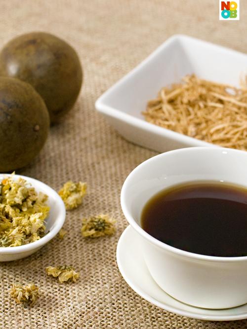 Luo Han Guo Herbal Tea Recipe