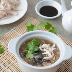 Imitation Shark Fin Soup Recipe