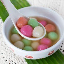 Tang Yuan (Glutinous Rice Balls)