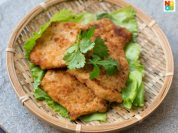 Chinese-style Pork Chops Recipe