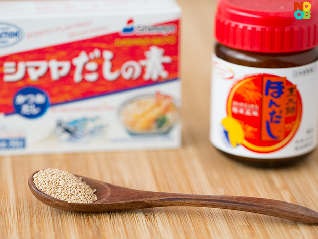 Instant dashi powder recipe for Where to buy fish