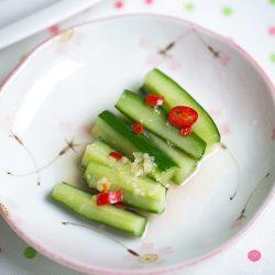 Taiwanese Cucumber Salad Recipe