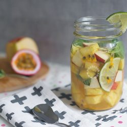 Fruit-Infused Water Recipe